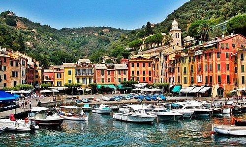 Half-day Walking tour of Portofino and the Pearls of Tigullio Gulf