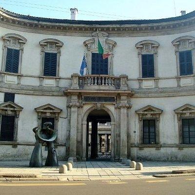 La sede dell'Archivio di Stato