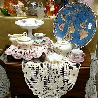 Something for Everyone at Centralia Square Antiques