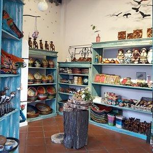Earth Bound Creations Showroom