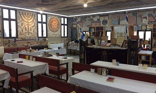 Synagogue teaching room