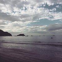Atardecer en Playas del Coco