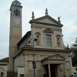 La chiesa di Santa Maria Assunta in Vigentino