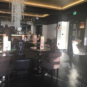 Hythe Imperial Moet & Chandon Bar