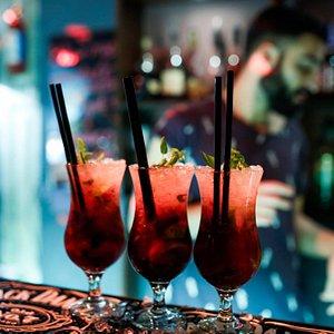 #Cocktails @ Blow Bar Tbilisi