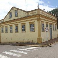 Museu de Taquari, casa onde nasceu o ex-presidente Gen. Arthur da Costa e Silva.