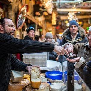 Szimpla Farmers' Market every Sunday