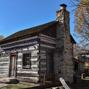 Log Cabin c. 1830