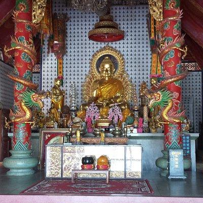 Wat Sunthorn Pradit , Udon Thani, Thailand