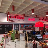 Coca Cola Cafe - Istanbul International Airport (Airside)