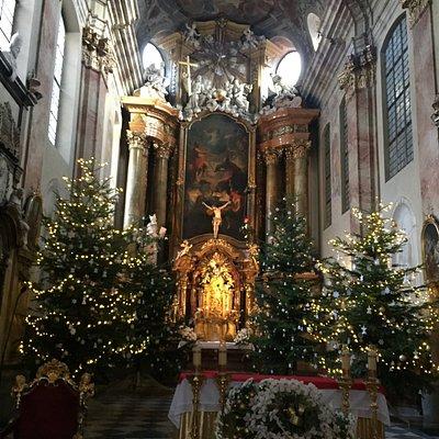 Magnifique crèche de Noël