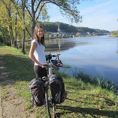 Cycling trip in the Loire Valley