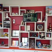 L'espace boutique entre savoir-faire local, histoire et objets souvenirs