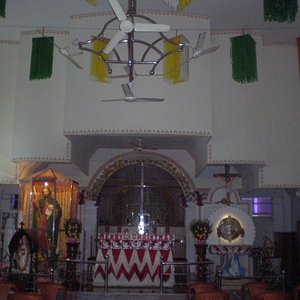 Holy relics chamber