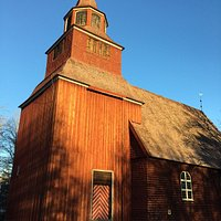 Seglora kyrka på Skansen