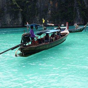 Kho phi phi, sur de Tailandia