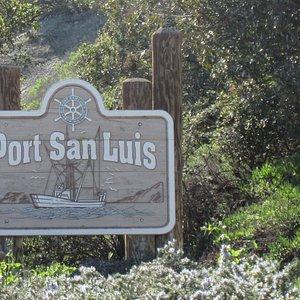 Port of San Luis Harbor, Avila Beach, Ca