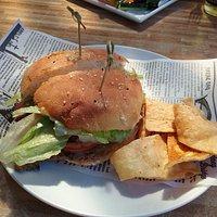 Steak sandwich (very tender)