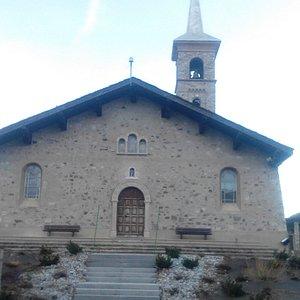 Eglise Tignes