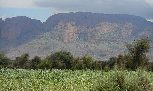 Douentza, rain season
