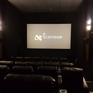 Pic of the inside of the Movie House Hyde Park