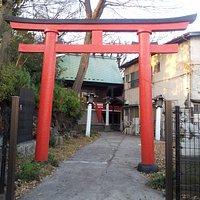 東山藤稲荷神社 第二鳥居