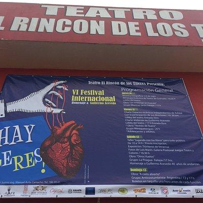 El Rincon de Los Títeres Teatro Foro