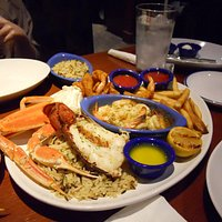 This is the seafood feast.