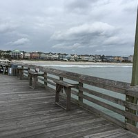 View from Surfside Pier in April 2016.