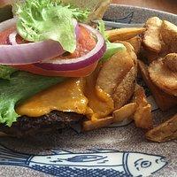 Beefsteak Sandwich (Hamburger)