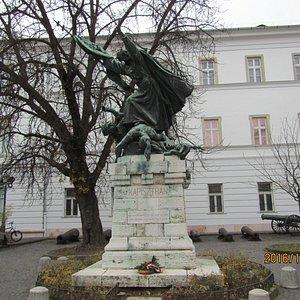 St. John of Capistrano Statue