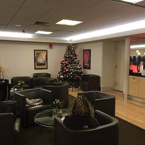 Air France Lounge - Boston