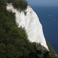 Este paisaje inspiró al pintor romántico David Friedrich.