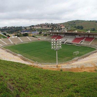 Estádio Soares de Azevedo - Gigante da 356