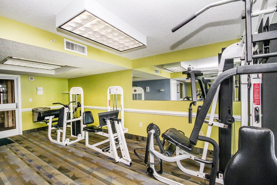 Camelot By The Sea Oceana Resorts Gym Pictures Reviews Tripadvisor