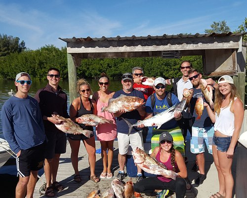Great day on the water. Took a while but we ended up catching a lot of fish. Partnered with Wise