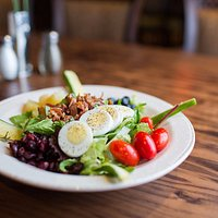 Try our refreshing Chef Salad for lunch.