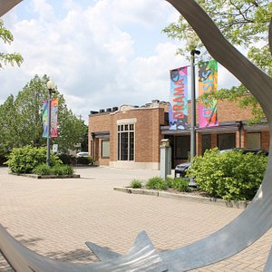 The New Plymouth Arts Center in Plymouth, WI