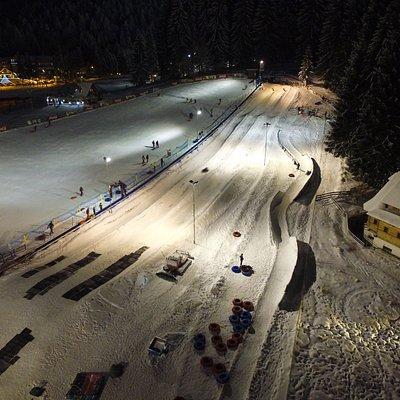 Best snow-park from România
