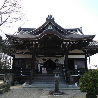 今の奈良のポスターにもなっている橘寺