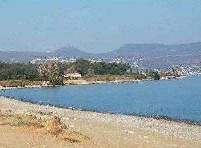 Latchi beach