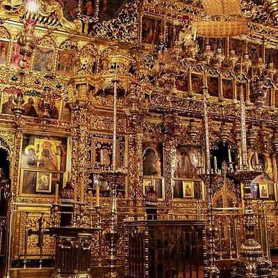 Kykkos Monastery -Panagia tou Kykkou.