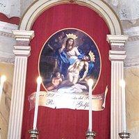 Il quadro della Madonna del Romitello