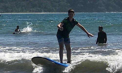Sehr schöne Surfschule!