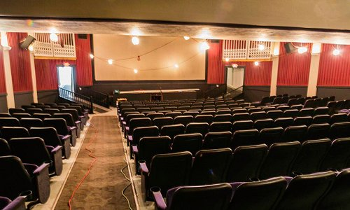 The remodel of the Tillamook Coliseum Theater.