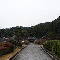 香山公園內照