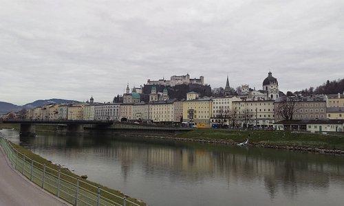 Visita a Salzburg