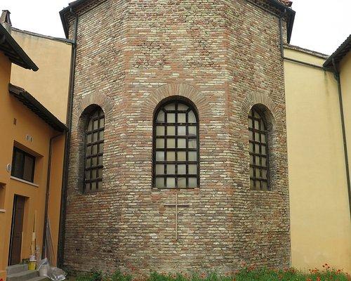 Апсида базилики св. Духа