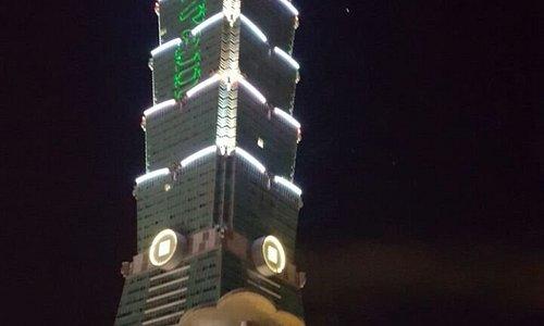 Taipei 101 Countdown Fireworks