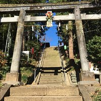 Shinto Shrine at New Year Morning!